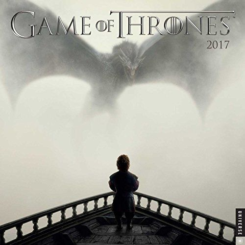 Game of Thrones 2017 Wall Calendar by HBO