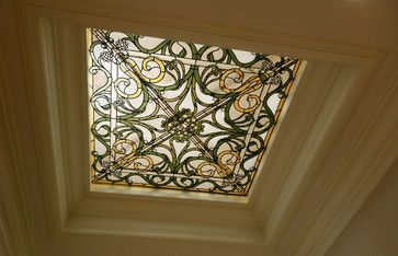Stained Glass Domes Mediterranean Stained Glass Ceiling Lights Glass Ceiling Lights Glass Painting Designs