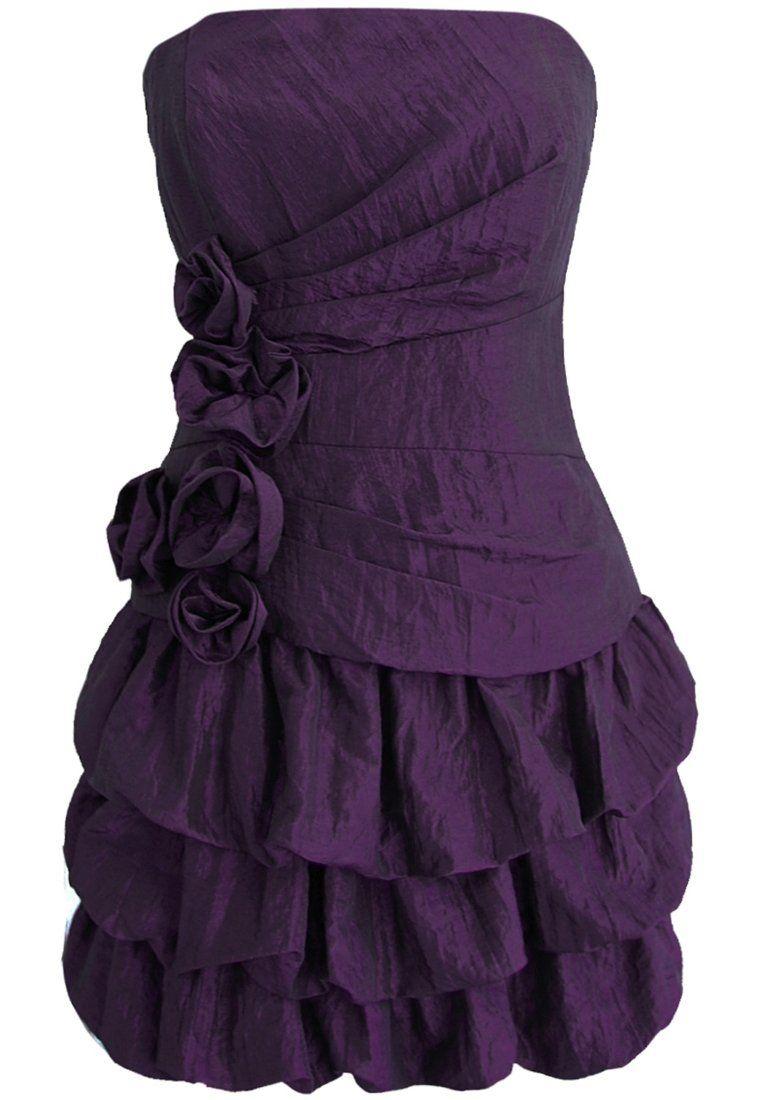 Ballkleid - lila,von Fashionart   Beautiful Dress *-*   Pinterest ...