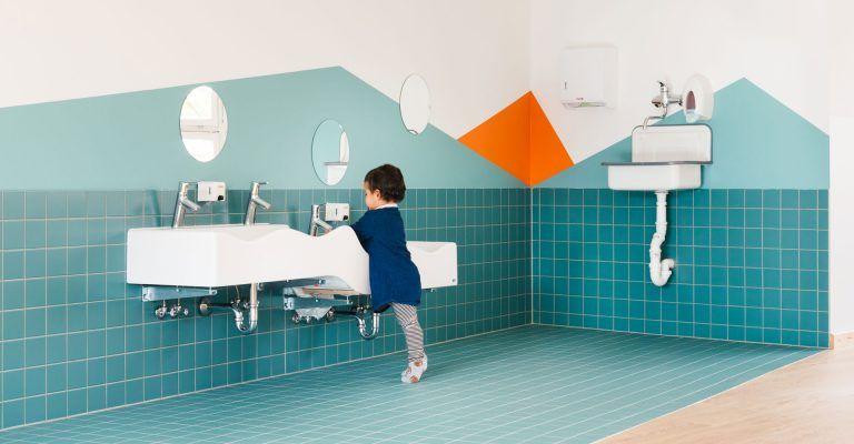 Badezimmer Deko Kindergarten In 2020 Home Design Selber Machen