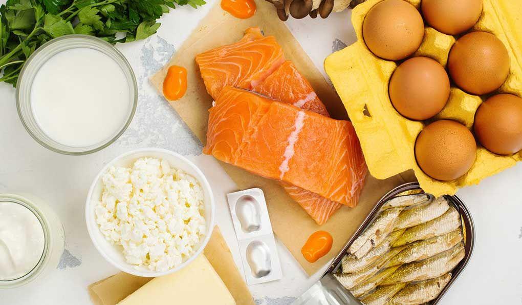 أين يوجد فيتامين D Food Organic Recipes Healthy