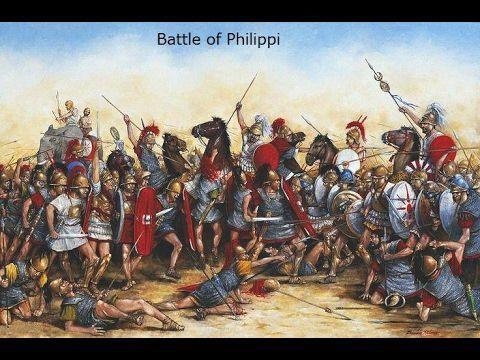 Rome's Greatest Battles  Battle of Philippi
