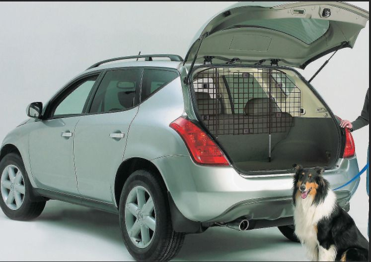 Midwest Dog Pet Barrier Wire Mesh Car Barrier Suv Restraint For Car Van Vehicle Bymidwest