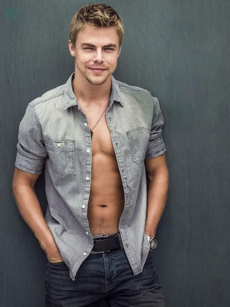 One of my favorite Derek Hough photos.