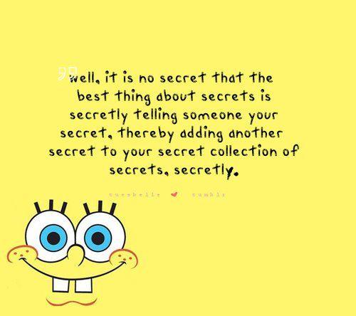 Awesome Quote Thank You Spongebob Spongebob Quotes Spongebob Spongebob Funny