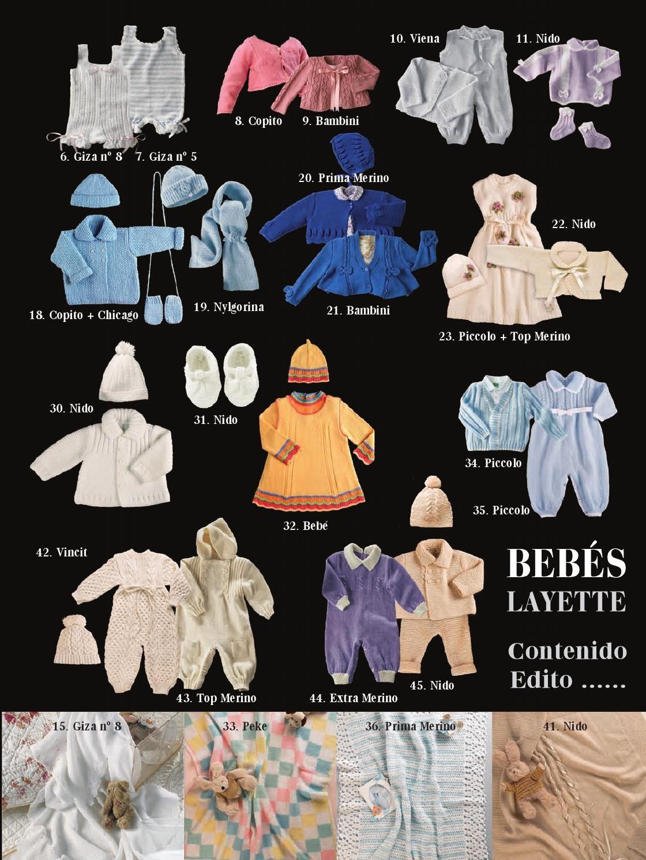 Revista perfecta ... chales, picos ideales. También ropa para bebe y algunas mantas. Os va ha encantar