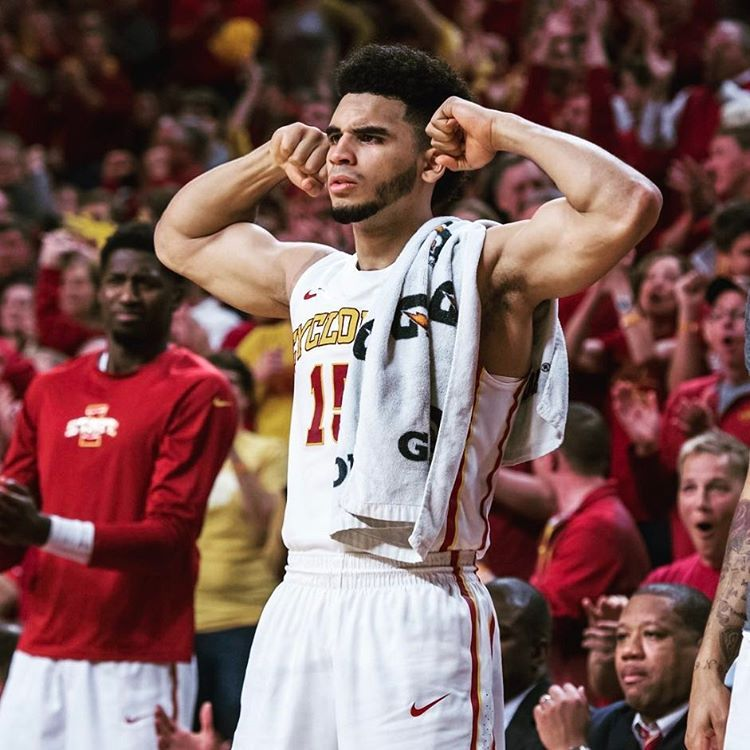 364 Likes 2 Comments Nazareth J Mitrou Long Nvzml On Instagram Finish Strong No Long Talk Fcc Rd Iowa State Iowa Sports Jersey