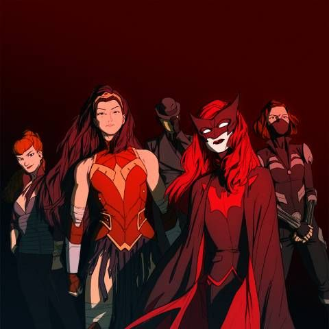 Kris Anka screenshots, images and pictures - Comic Vine