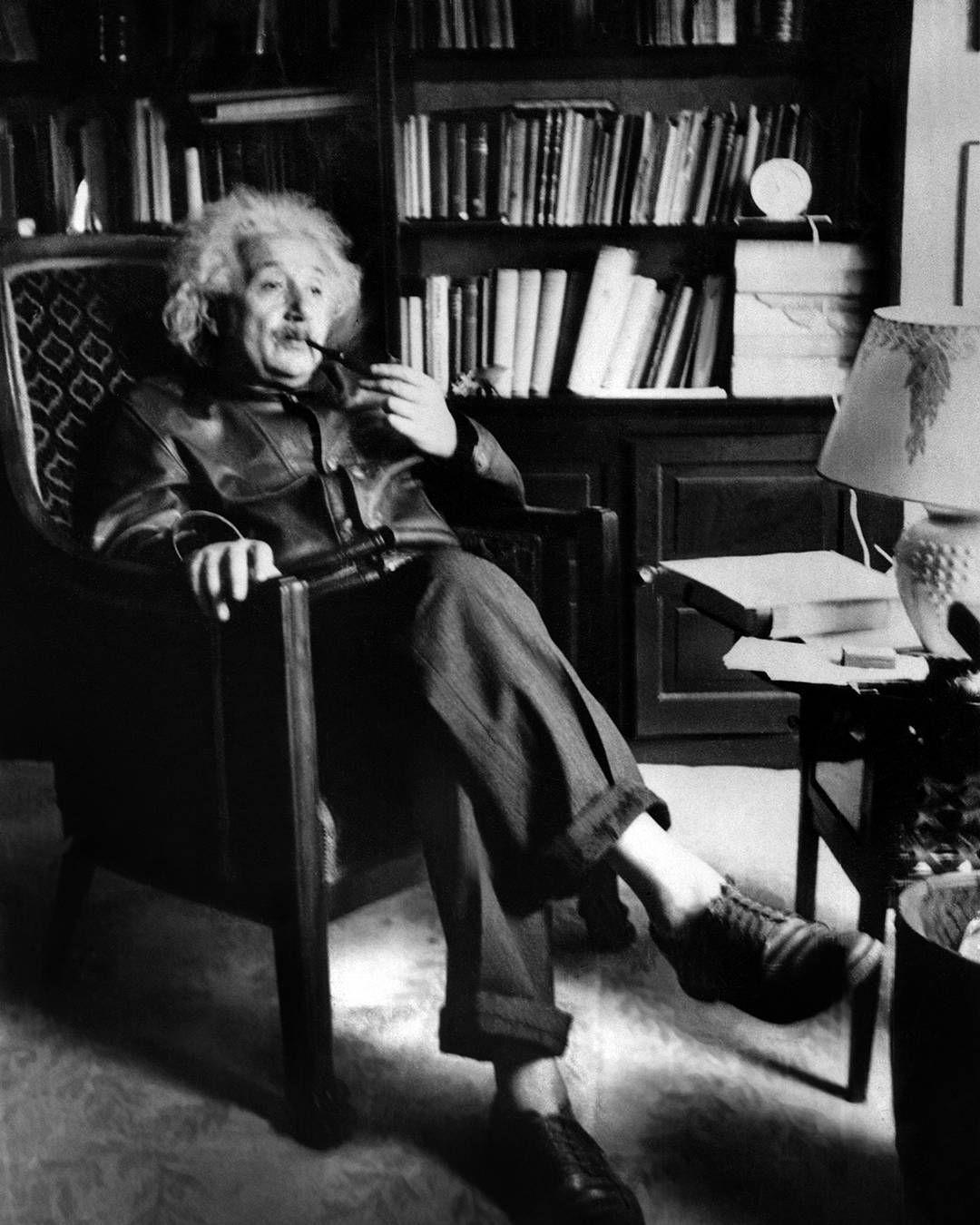 Albert Einstein was the proud owner of a fantastically