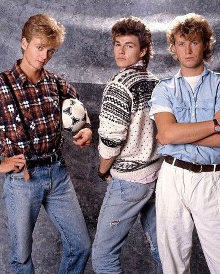 A Ha I Just Mean Morten S Style Looks Nice 80s Fashion Men