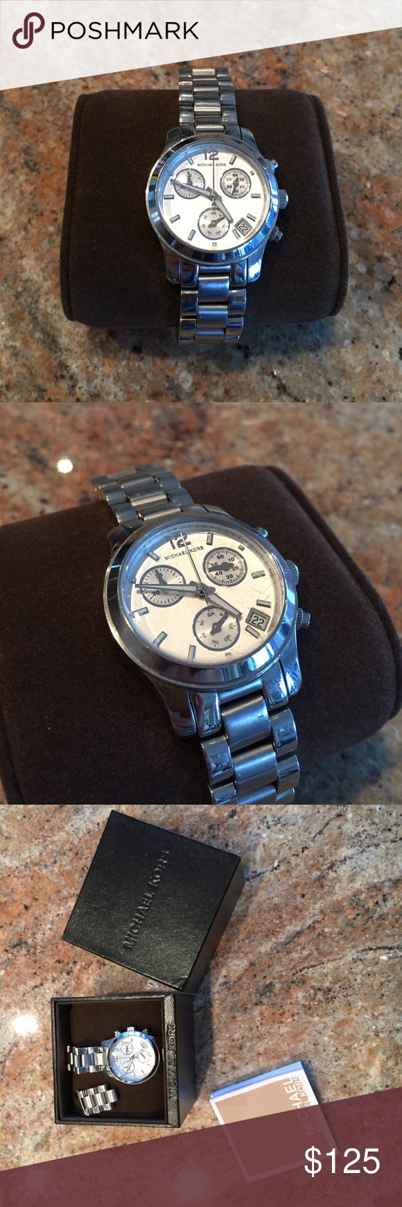 Michael Kors Watch Michael Kors Chronograph Watch Michael Kors
