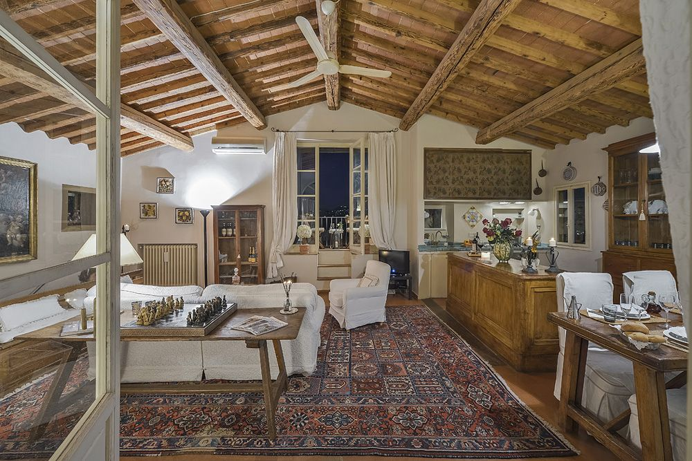 Altana Visconti - Florence Luxury Apartment Here is a two ...
