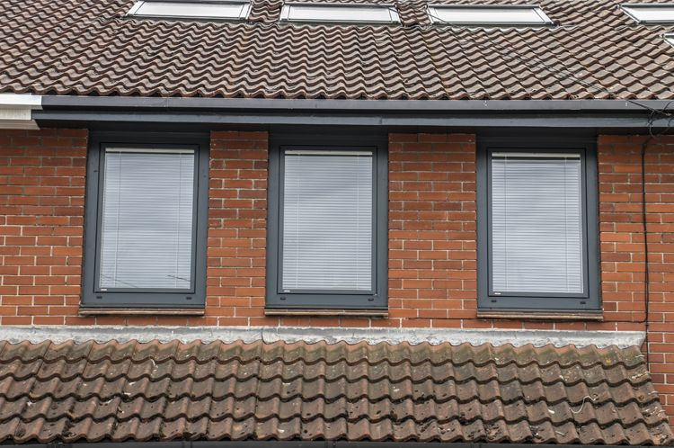 Internorm KF 200 uPVC Aluminium Composite Windows and Contemporary ...
