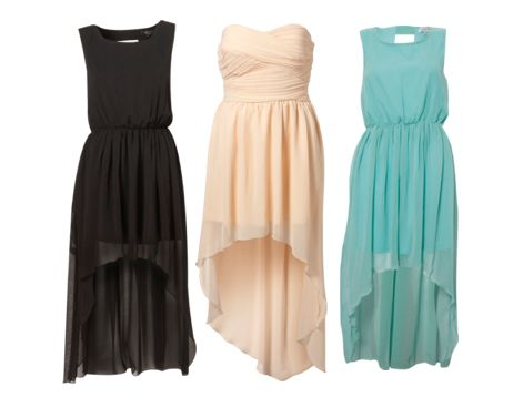 17 best images about high-low dresses on Pinterest   Strapless ...