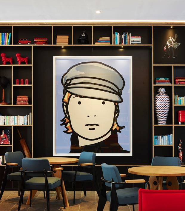 CitizenM Tower Of London - Picture gallery
