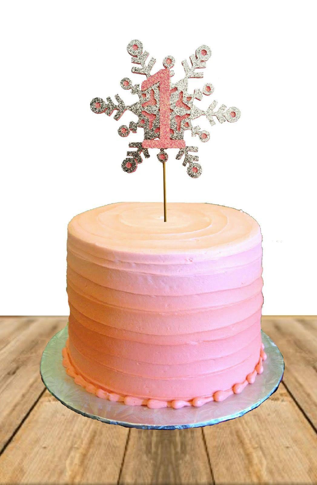 Winter Onederland cake topper 1st Birthday Cake Topper Winter Wonderland theme First Birthday Decor Winter Cake Topper for Boy
