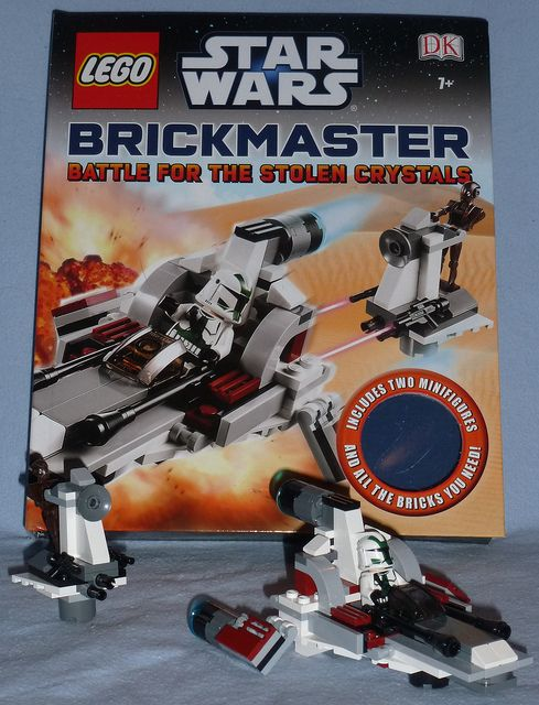 DK Lego Brickmaster    Battle for the Solden Crystals    Pinterest     DK Lego Star Wars  Battle For the Stolen Crystals  Lego bag is marked  The  Lego Group 11905  189 pieces
