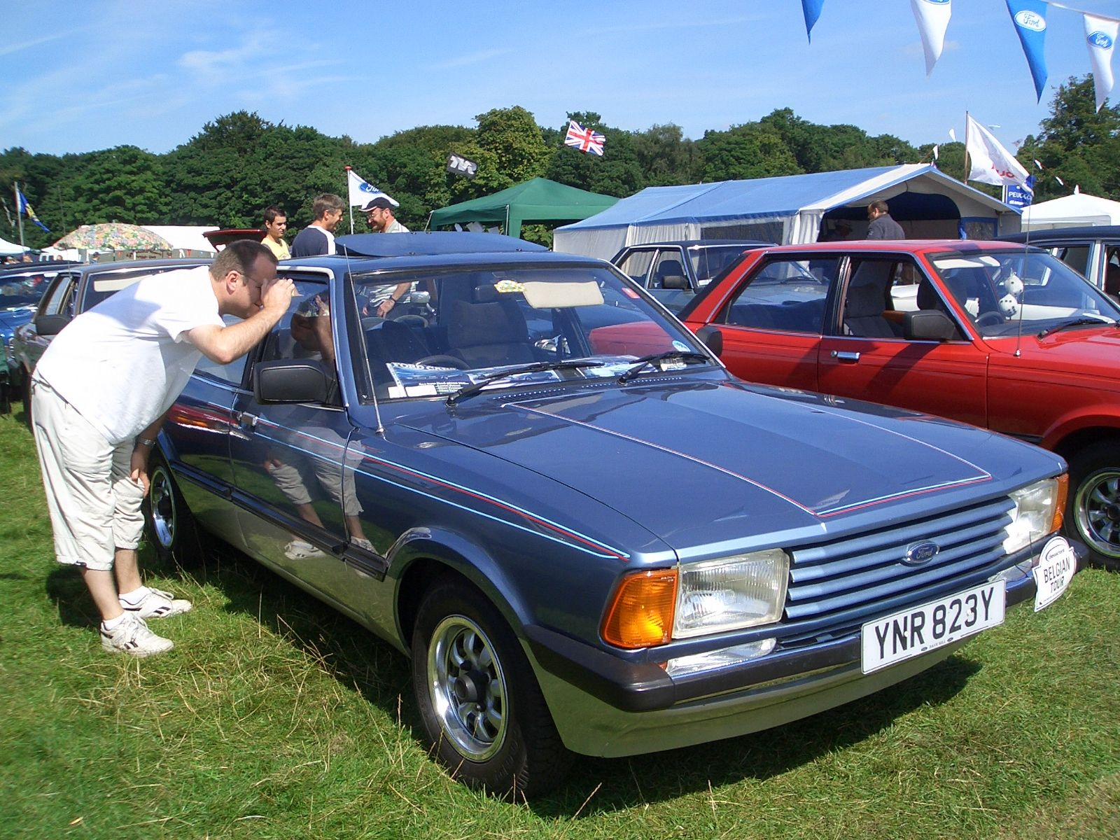 Ford Cortina Mk V I Owned 3 Of These In The Late 80 S And Early