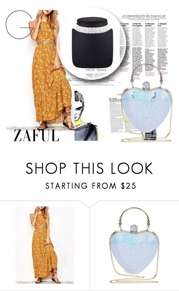 """""""Zaful 3"""" by difen ❤ liked on Polyvore"""