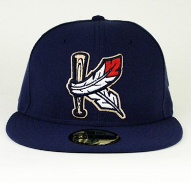 the latest f07c5 06f64 Kinston Indians Hat - Best Minor League Baseball Hats - Esquire