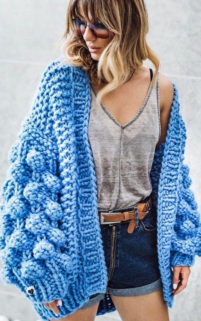 48+ Wonderful Crochet Cardigan Pattern Ideas for This ...