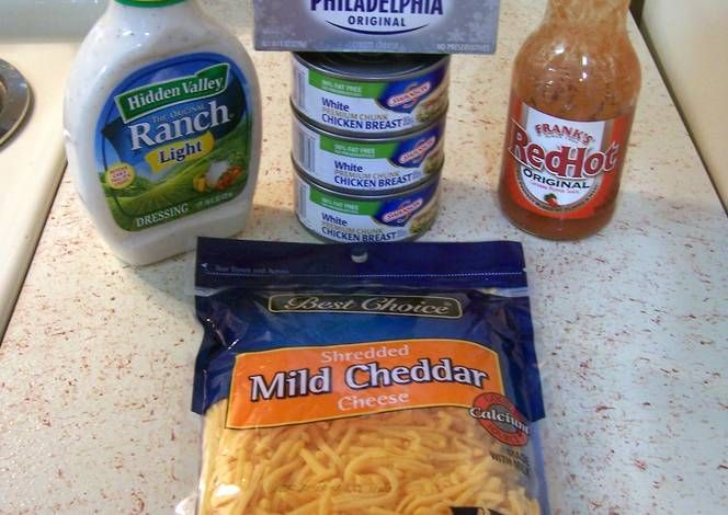 Buffalo Chicken Dip Recipe by pottsd