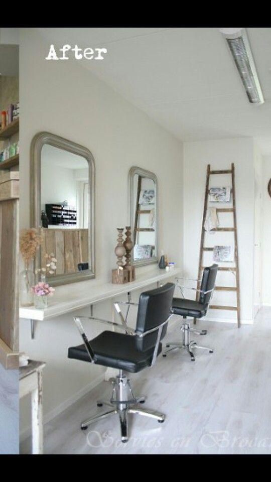 Super idee kapsalon | Hair saloon | Pinterest | Salons, Salon ...
