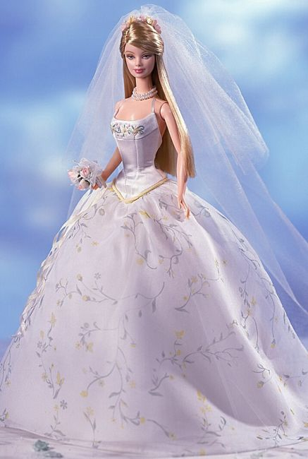 Barbie Wedding Gown Hd Wallpapers Free Download Barbie Dolls