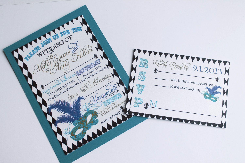 Mask masquerade ball mardi gras invitations for wedding bar mask masquerade ball mardi gras invitations for wedding bar mitzvah phantom of the opera monicamarmolfo Choice Image