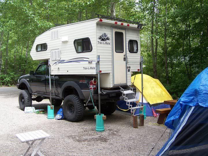 Camper RangerForums The Ultimate Ford Ranger Resource