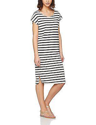 40 (Manufacturer size: Large), White (Snow White Stripes:Dark Sapphire), Selecte