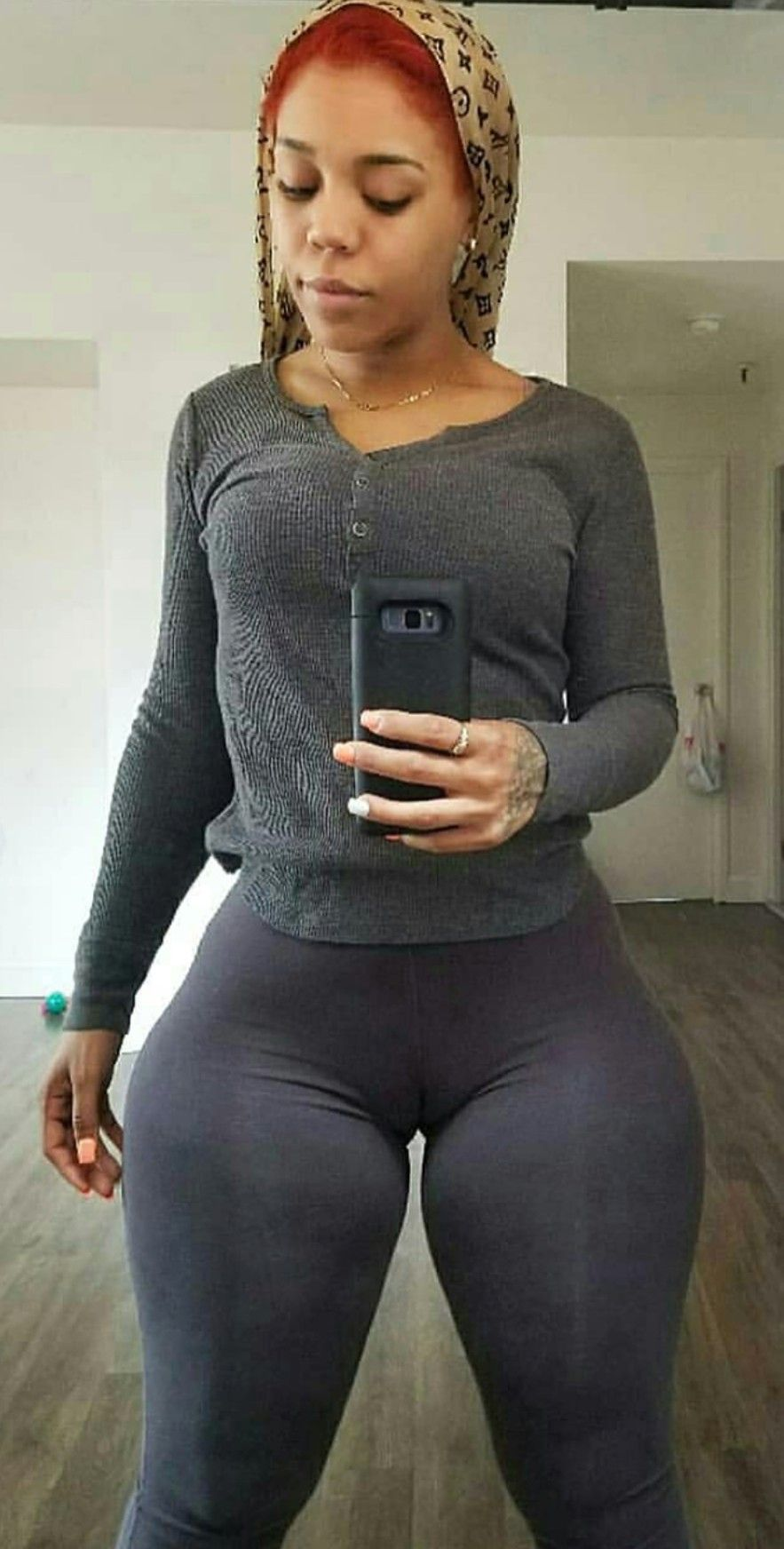 Thick Ebony Masturbation Dildo