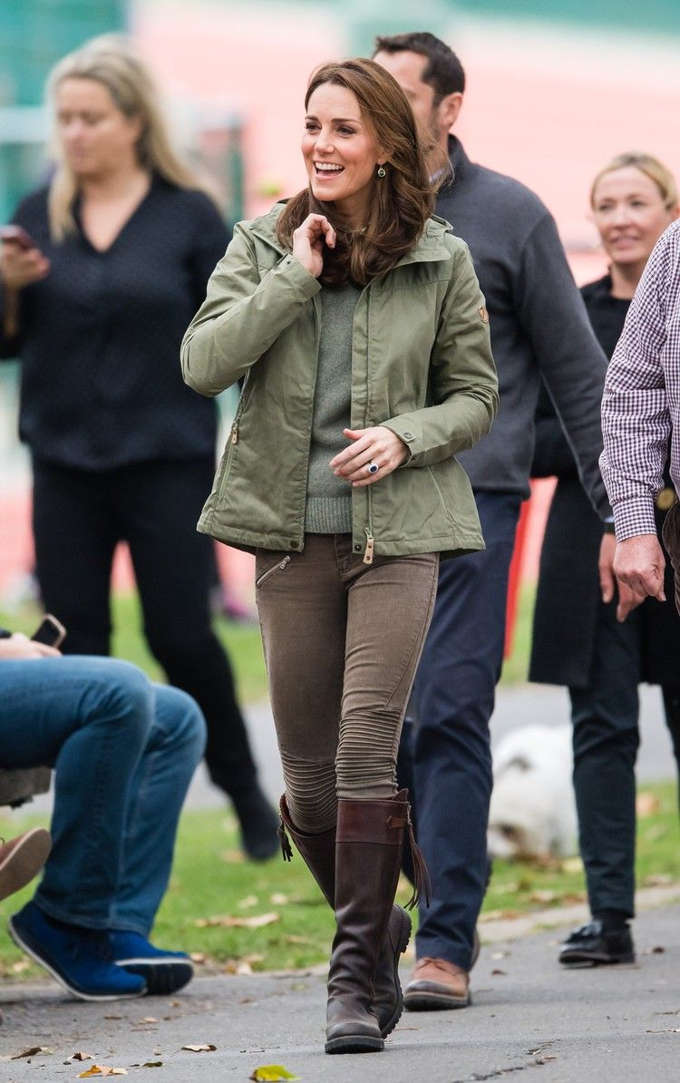 27b0adfe1219 Kate Middleton Became Even More Relatable By Wearing Boots She s Had For  Over 10 Years