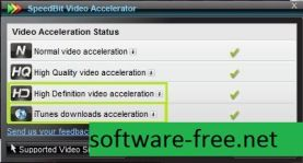 speedbit video accelerator serial gratis