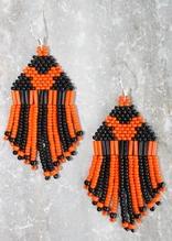 Mickey Mouse Halloween Earrings; Orange On Black Mickey Mouse Halloween Earrings; Orange on Black Orange Things t orange line schedule