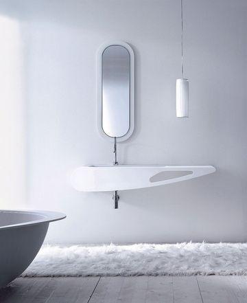 Salle de bains design  les nouvelles tendances à connaître Showers - porte serviette salle de bain design