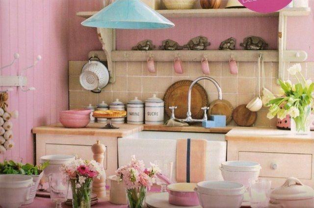 deco cuisine objets accessoires de d coration pour la cuisine d co de table lilierose. Black Bedroom Furniture Sets. Home Design Ideas