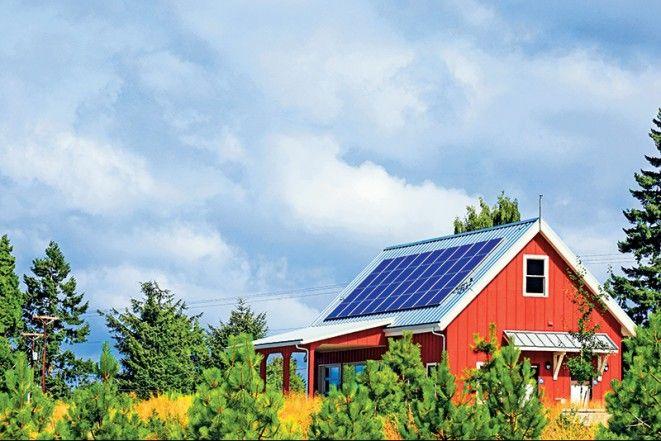 Un grand panneau solaire est un bon investissement pour une maison