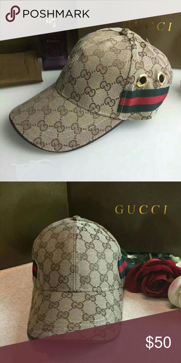 b6c653a814a48 Gucci Hat Gucci Hat Unisex Gucci Accessories Hats