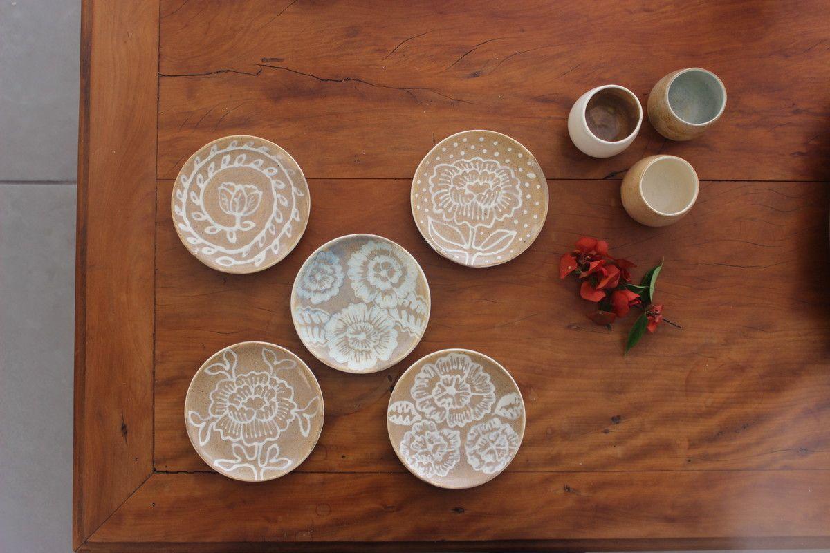 Xicrinhas de café para dois | Maria Estela Cerâmica | Elo7