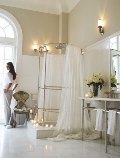 70 Delicate Feminine Bathroom Design Ideas | DigsDigs