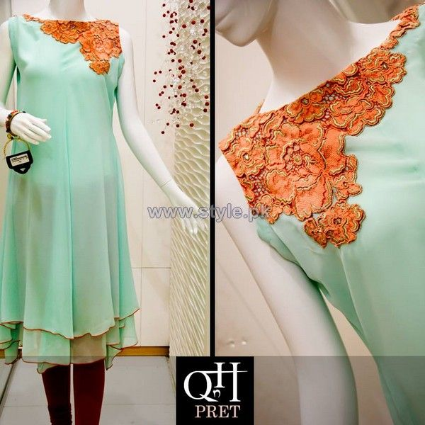 QnH Casual Wear Dresses 2014 For Women 1 for women local brands ...