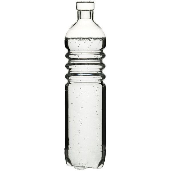 Dot & Bo Glass Water Bottle with Stopper (89 BRL) ❤ liked on Polyvore featuring home, kitchen & dining, bar tools, fillers, food, accessories, drinks, food and drink and glass stopper