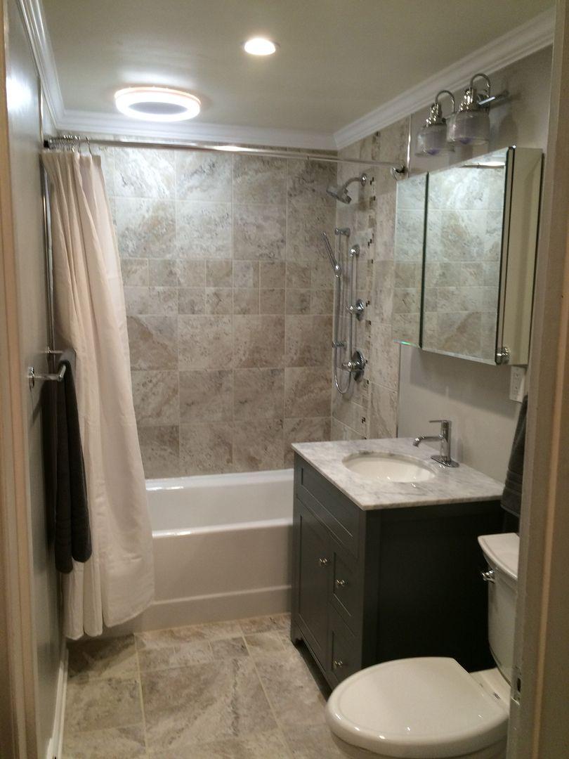 Komplettes Badezimmer Renovierung   Badezimmer komplett ...