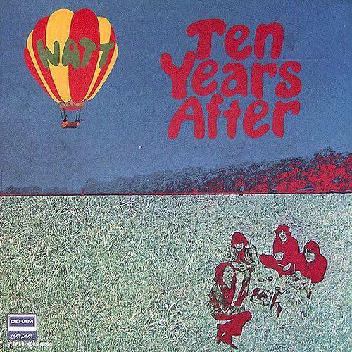 Ten Years After Watt Vinyl Lp Album Covers