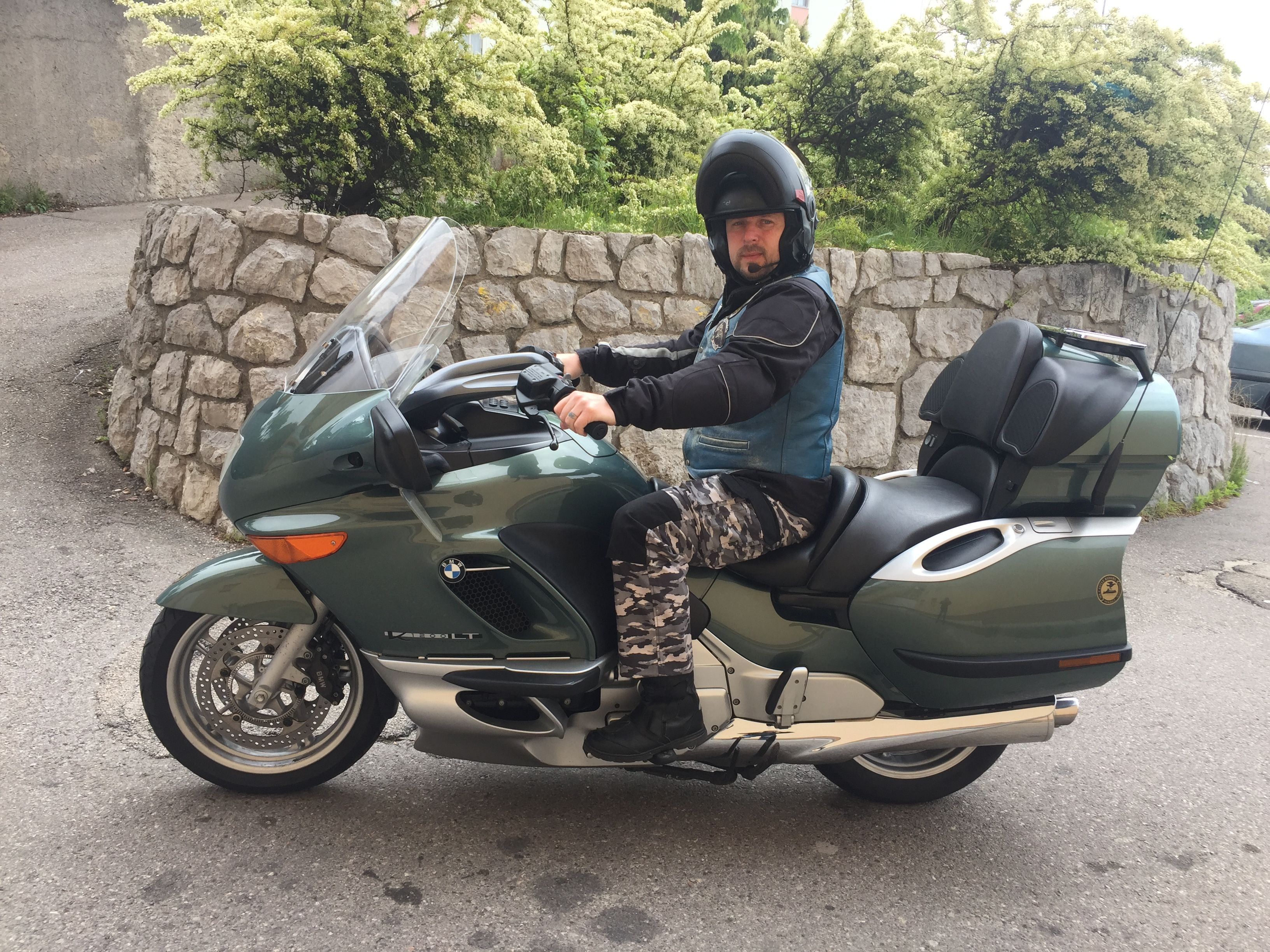 Bmw K1200lt Yanez Moto