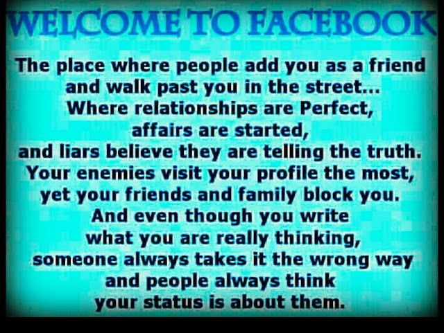 Funny Stuff to Post On Facebook Something else I saw