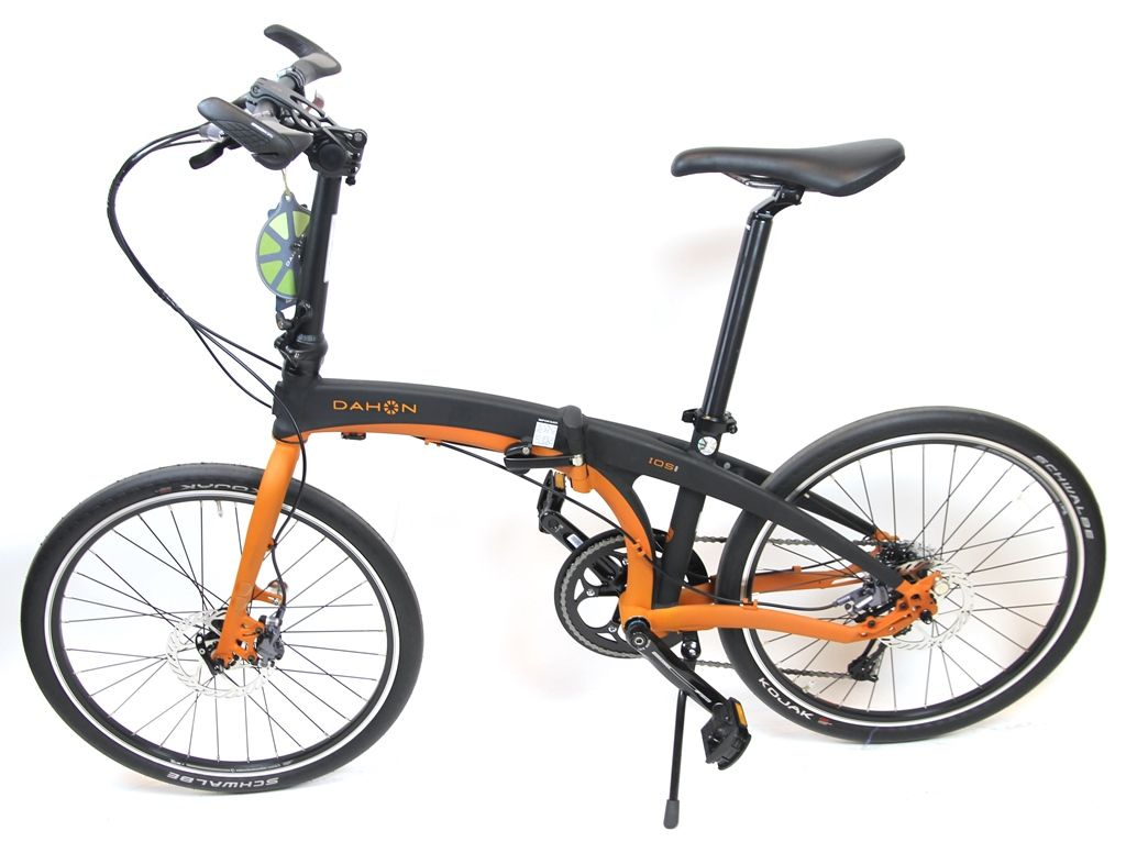 Dahon Ios S9 Folding Bike Review When Riding Quality Is Not