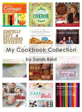 My Cookbook Collection