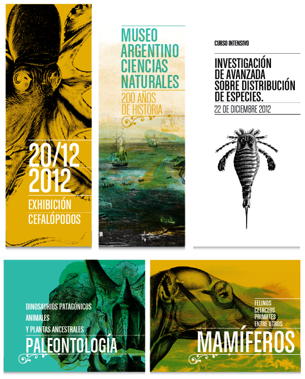 Museo Argentino de Ciencias Naturales by Lucas Rod, via